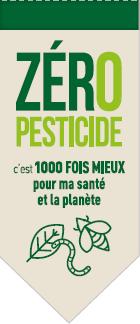 Campagne « Zéro pesticide »