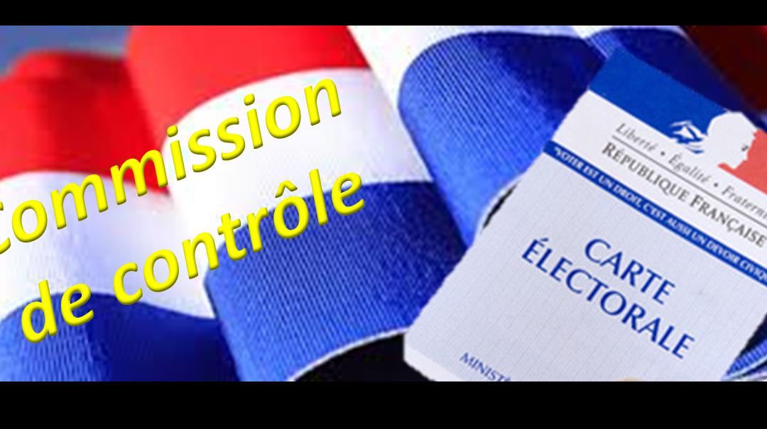 COMMISSION DE CONTRÔLE